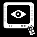 Bilde å fargelegge Ã¥ se pÃ¥ TV