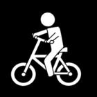 Bilde å fargelegge Ã¥ sykle