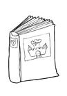 Bilde å fargelegge bok (2)