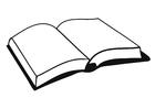 Bilde å fargelegge bok