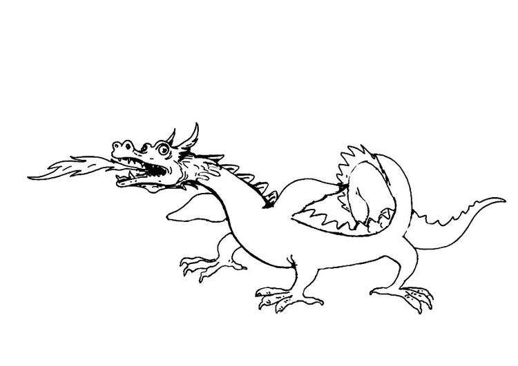 Kleurplaten Draken Berk.Kleurplaten Draken Van Berk Ausmalbild Hydra Drachen Ausmalbilder