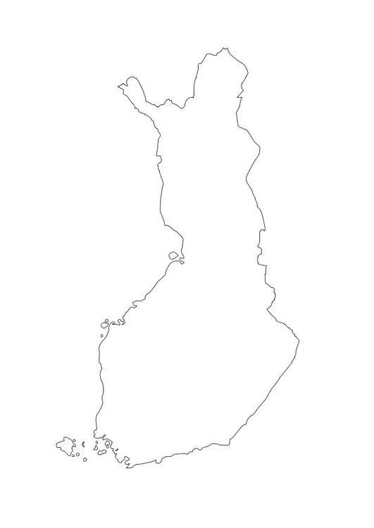 Bilde 229 Fargelegge Finland Bil 10313
