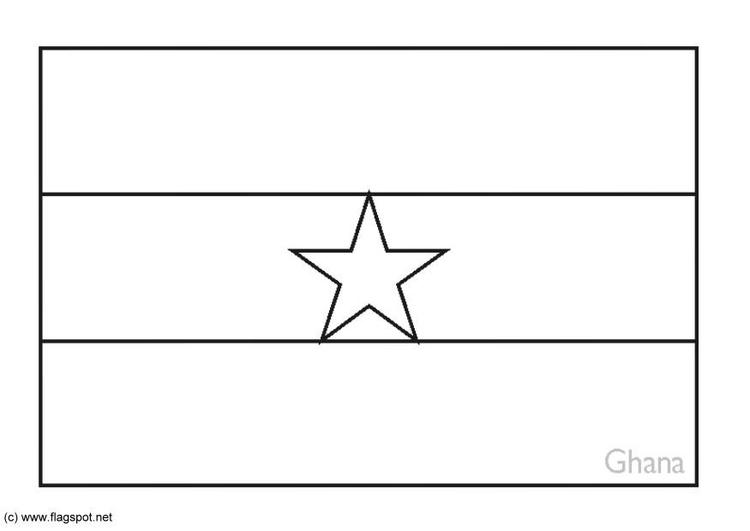 bilde 229 fargelegge flagg fra gratis bildene for