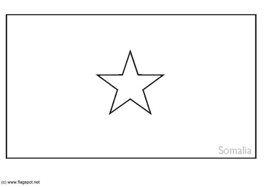 Bilde 229 Fargelegge Flagg Fra Somalia Bil 6258 Images