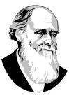 Bilde å fargelegge Galileo Galilei