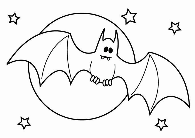 Bilderesultat for halloween tegninger flaggermus