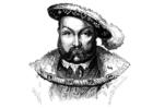 Bilde å fargelegge Henrik VIII