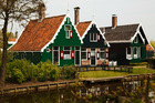 Bilde å fargelegge hus