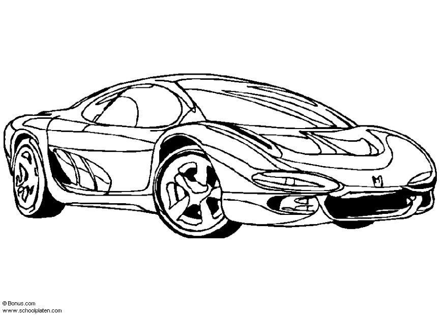 Bilde fargelegge isuzu visningsbil bil 5441 - Auto cool alle pagine da colorare ...