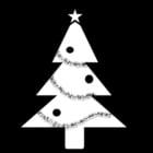 Bilde å fargelegge jul