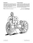 Bilde å fargelegge kanonport