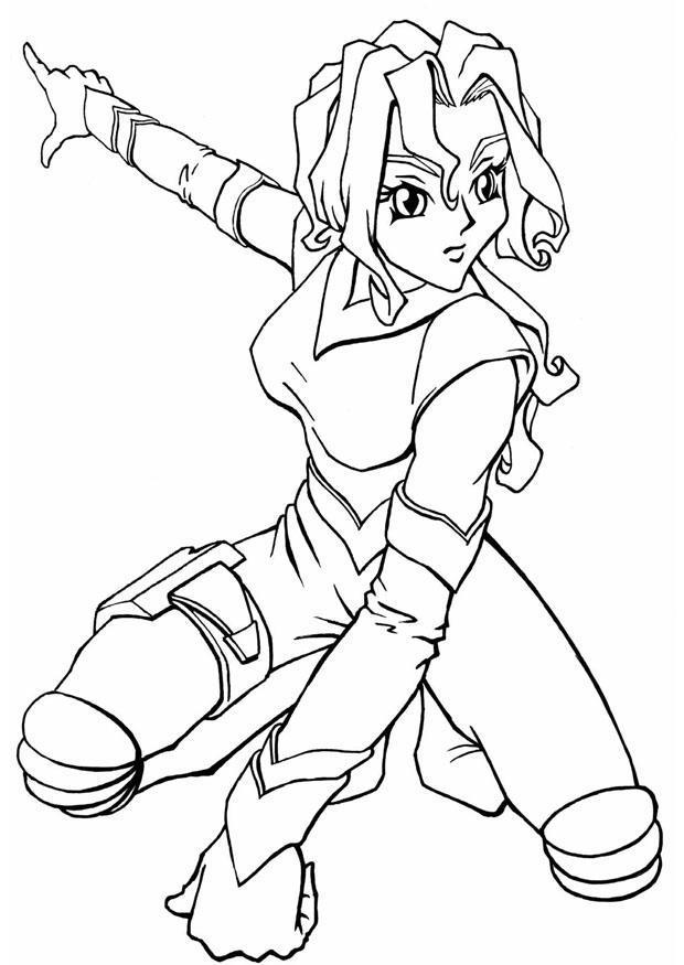 Kleurplaat Fortnite Ninja Bilde 229 Fargelegge Manga Jente Fra Verdensrommet Bil