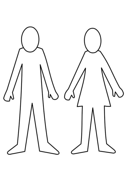 mann og kvinne Kristiansand