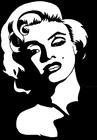 Bilde å fargelegge Marilyn Monroe