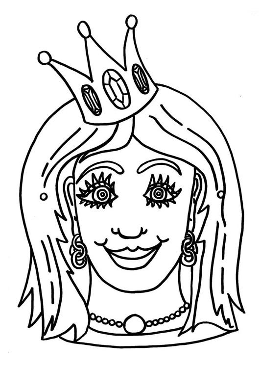 warnio05 deviant kleurplaten maskers