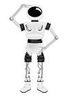 Bilde å fargelegge robot