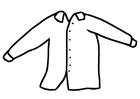 Bilde å fargelegge skjorte