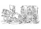 vogn fra det 15. århundre
