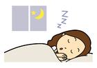 bilde å sove