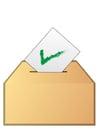 bilde å stemme - ja