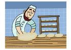 bilde baker