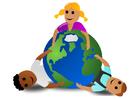 bilde barn rundt i verden