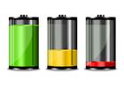 bilde batterinivå