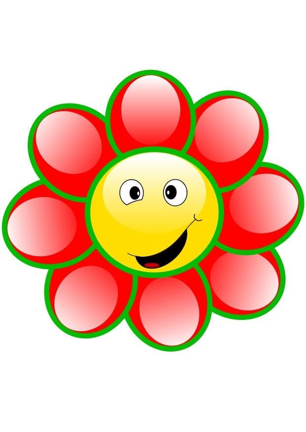 Bilde blomster - bil 9796