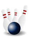 bilde bowling