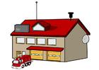bilde brannstasjon