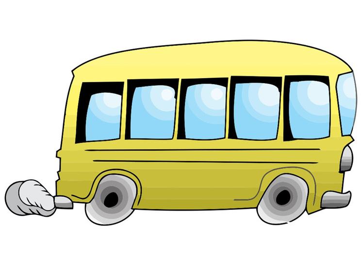 Bilderesultat for buss tegning