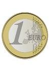 bilde euro mynt