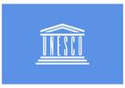 bilde flagg UNESCO