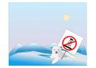 bilde isbjørnbeskyttelse