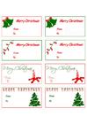 bilde jul med julekort