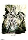 bilde krinolin 18. århundre