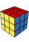 bilde kube Rubik