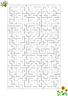 bilde labyrint - bie
