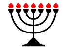 bilde menorah