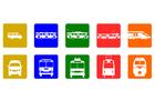 bilde offentlig transport