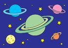 bilde planeter