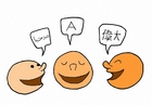 bilde samfunn - språk