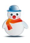 bilde snømann