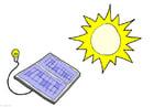 bilde solenergi