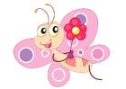 bilde sommerfugl