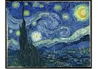 bilde Starry Night - Vincent Van Gogh