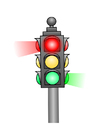 trafikklys