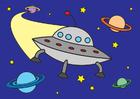 bilde UFO