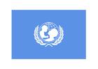 bilde UNICEF-flagget