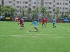 Foto å spille fotball